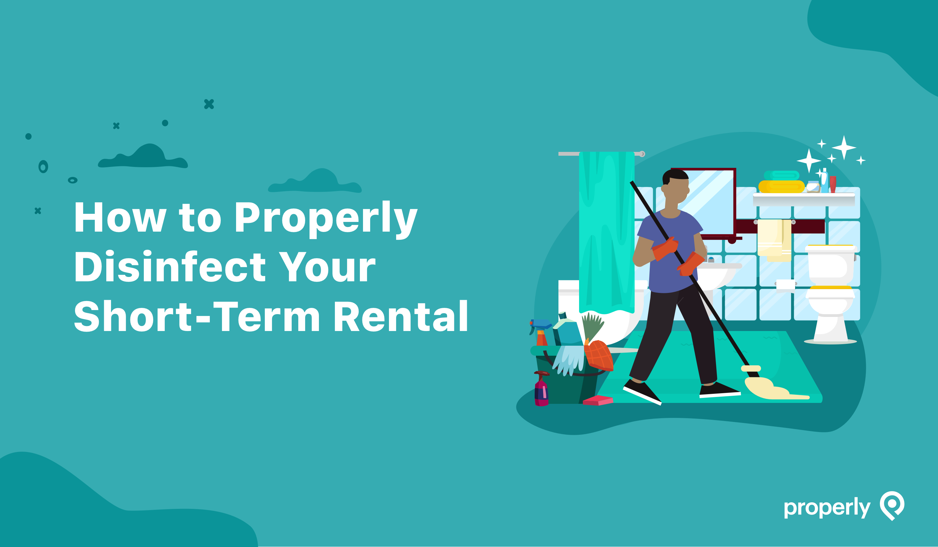 How-to-properly-disinfect-your-Short-Term-Rental